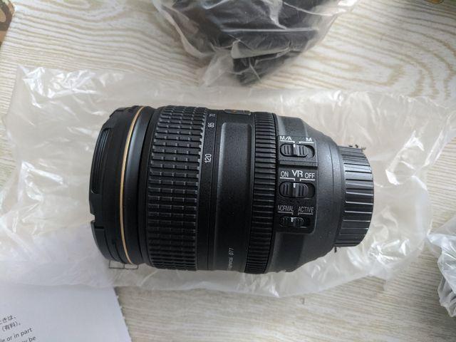 Nikon 24-120 F4 VR