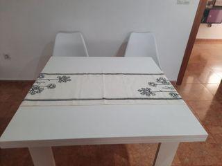 mesa comedor y sillas comedor