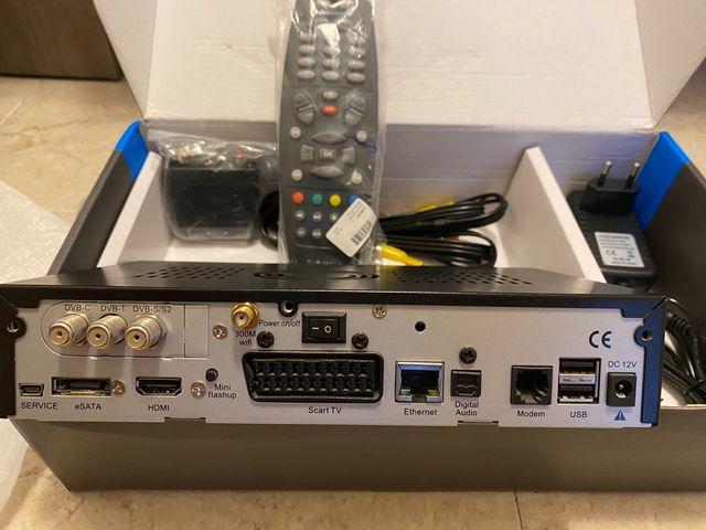 Decodificador Dreambox 800se (sunray4) HD