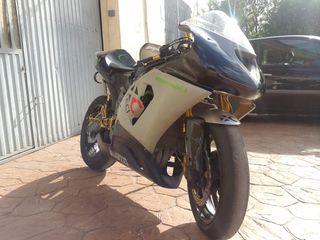 Kawasaki ninja zx6r circuito