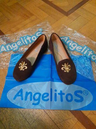 zapatos 33 angelitos