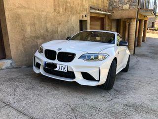 BMW M2 manual 2016