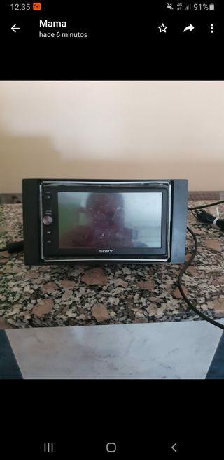 vendo radio pantalla sony