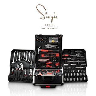 Caja de herramientas 226 piezas, maletín