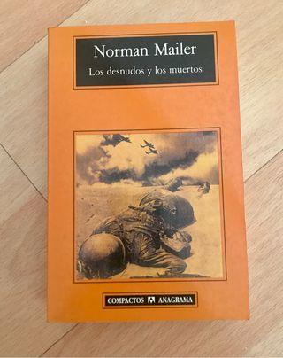 Libro: Los desnudos y los muertos - Norman Mailer