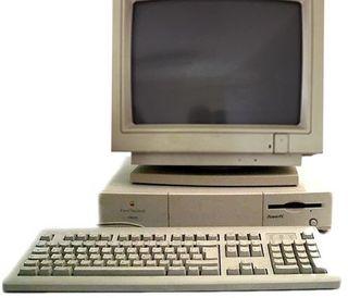 Ordenador Macintosh Power PC 6100/60 Vintage