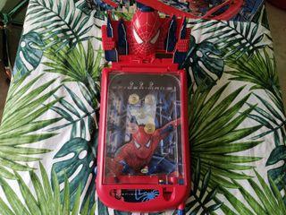 Pinball Spider-Man