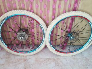 ruedas progrees xcd race 26 pulgadas