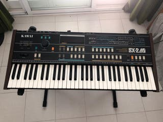 KAWAI SX-240 + Flight Case + Soporte dos teclados