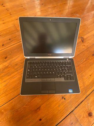 Ordenador Dell Latitude E6330 + cargador