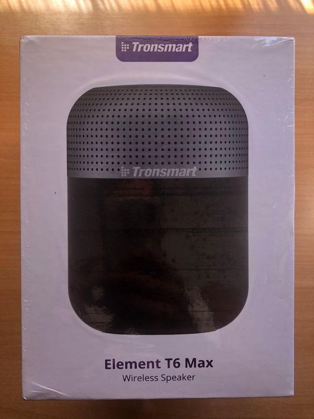 Altavoz Bluetooth 5.0 Tronsmart Element T6 Max 60W