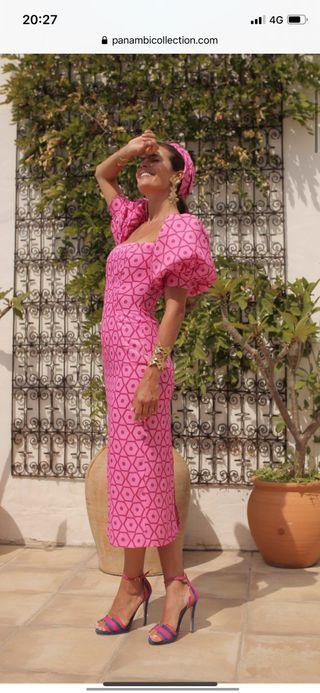 Vestido panambi