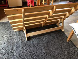 Somier plegable cama-sofá