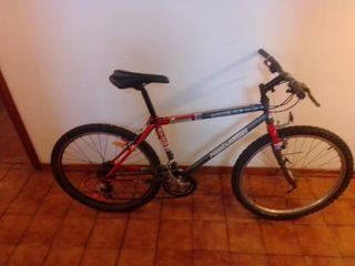 bicicleta 26 Pulgadas,21 v, cambios Shimano