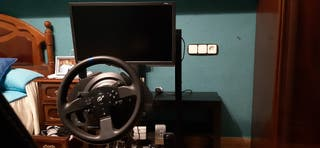 playseat cockpit, thrusmaster t300 rs gt edition