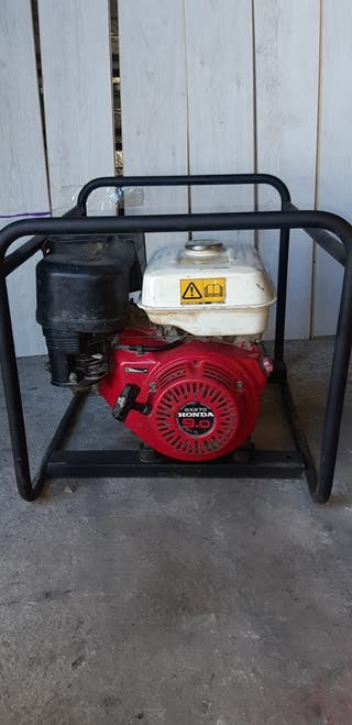 generador honda 4,1 kw