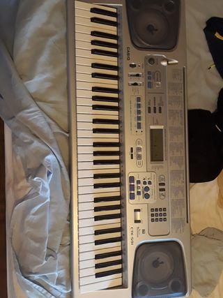 teclado casio ctk-591