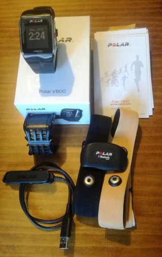 Reloj deportivo Polar V800