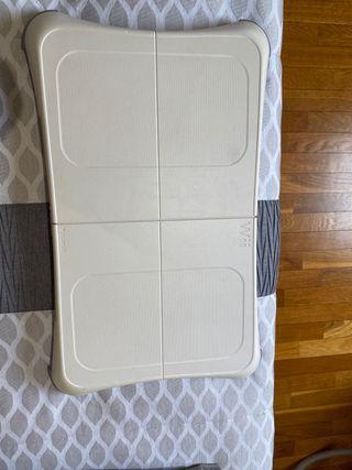 Tabla de ejercicios para Wii