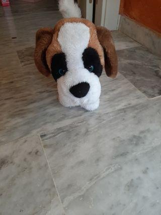 perro de juguete