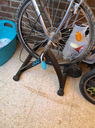 Rodillo para bici
