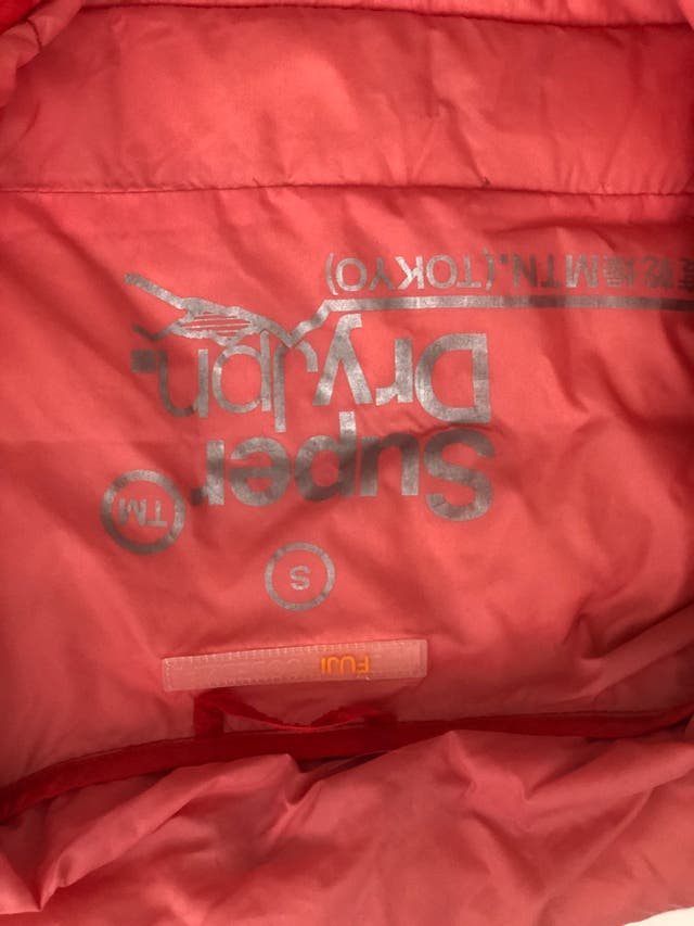 Chaqueta Superdry Mujer