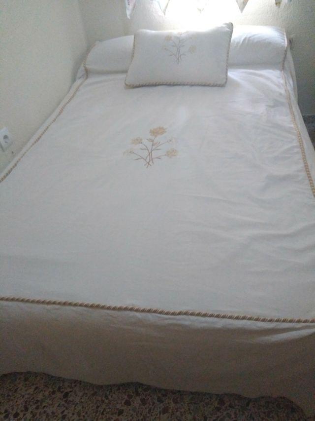 colcha cama 135. ideal para el verano