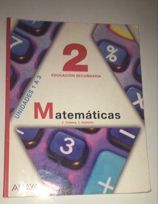 Matemáticas 2°ESO