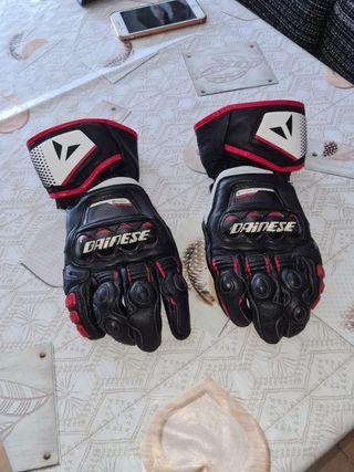 guantes dainese talla L