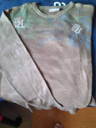 Camiseta de manga larga marca Clockhouse talla M