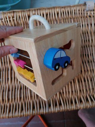 Juguete Madera / Wooden Montessori Toy