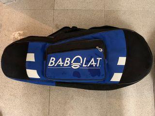 Bolsa para raquetas
