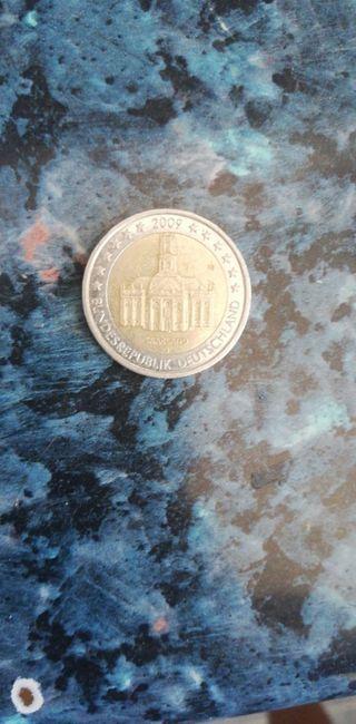 Moneda conmemorativa 2 euros