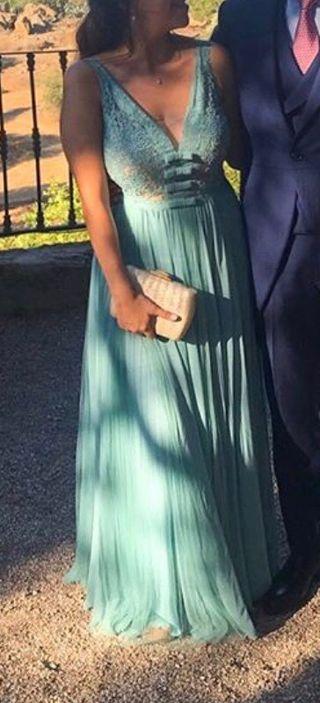 Vestido fiesta Pronovias