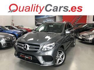 Mercedes-Benz GLE 250D 4MATIC 2018