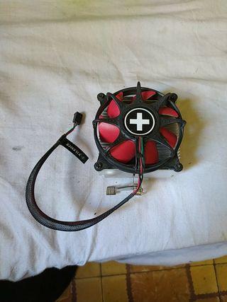 disipador CPU cooler xilence