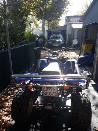 Quad Yamaha Benji
