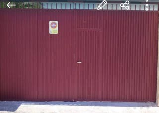 Puertas de garaje exterior Hierro