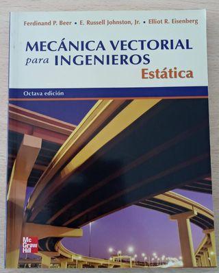 Mecánica Vectorial para Ingenieros Estática Beer