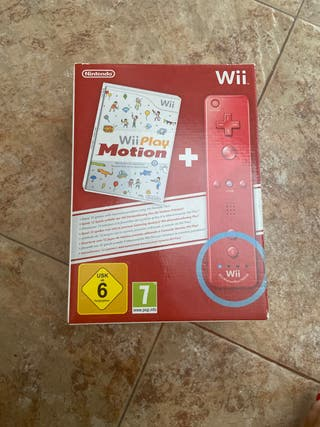 Pack videojuego Wii Play Motion