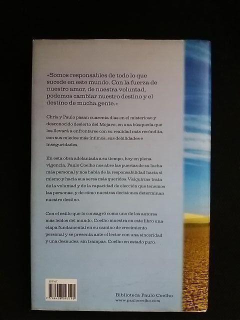 Valquirias de Paulo Coelho