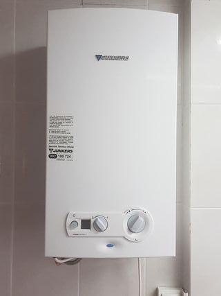 calentador de agua a gas JUNKERS