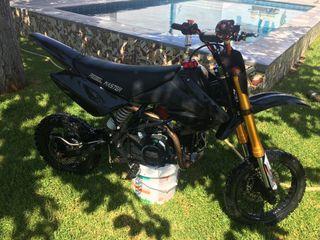 Pit Bike Rebel Master 140cc