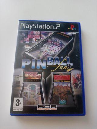 Pinball Fun Ps2