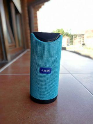 Altavoz Bluetooth Portátil Asaki