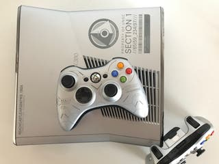 Xbox 360 Halo Reach Limited Edition with box