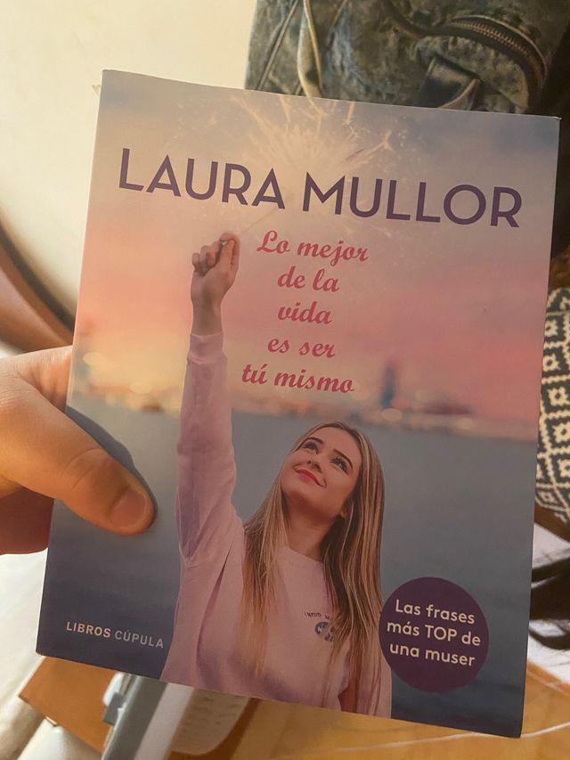 Libro de Laura mullor