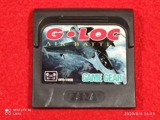 G-LOC SEGA GAME GEAR