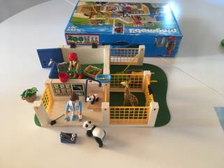 Zoo veterinaria Playmobil