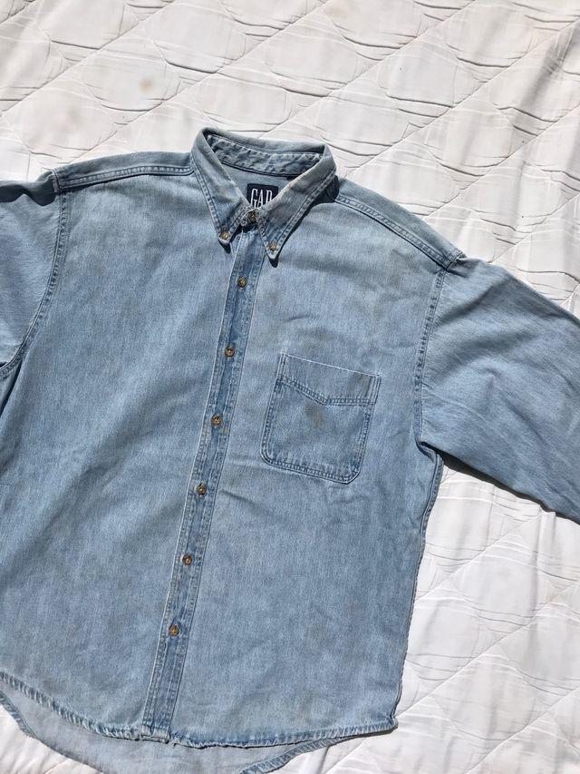 Camisa vaquera GAP